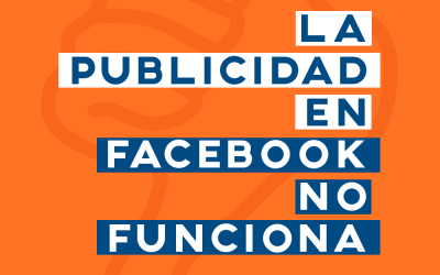 La publicidad en Facebook NO funciona
