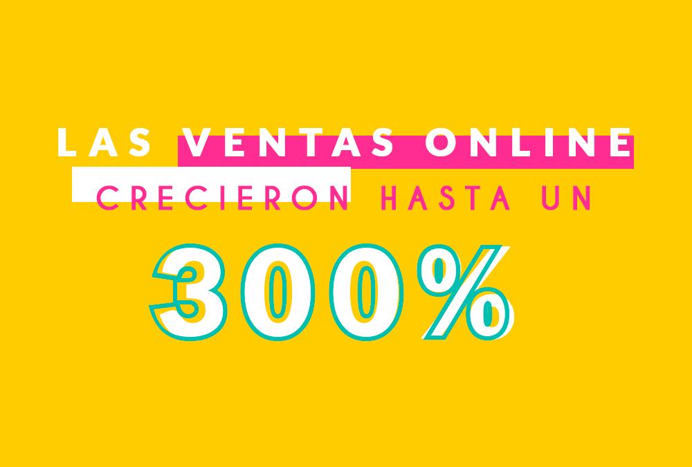 ventas online 2020 coronavirus