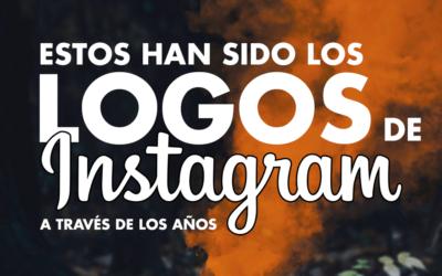 Los logotipos de Instagram a través de los años
