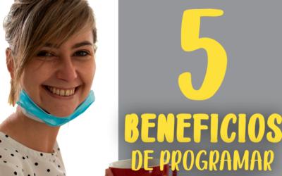 5 beneficios que obtienes al programar tus posts